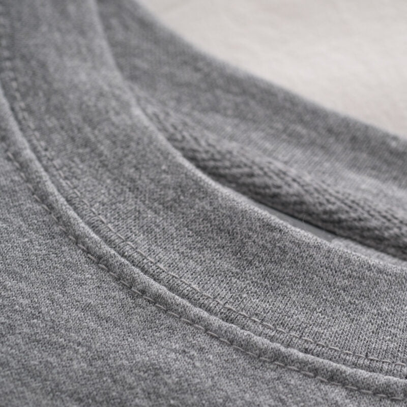 The quality of our sweatshirt regular fit